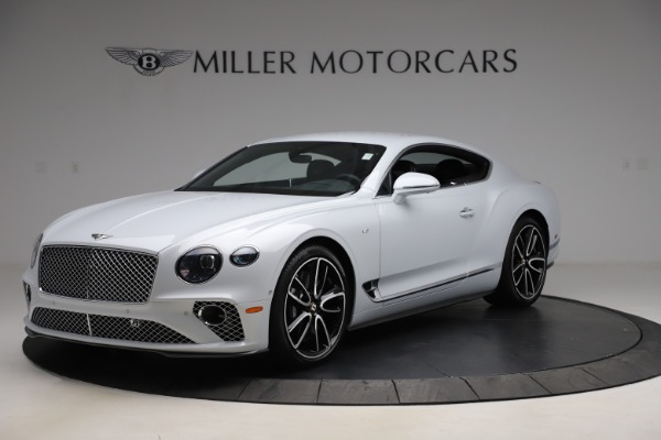 New 2020 Bentley Continental GT V8 for sale $283,430 at Maserati of Westport in Westport CT 06880 2