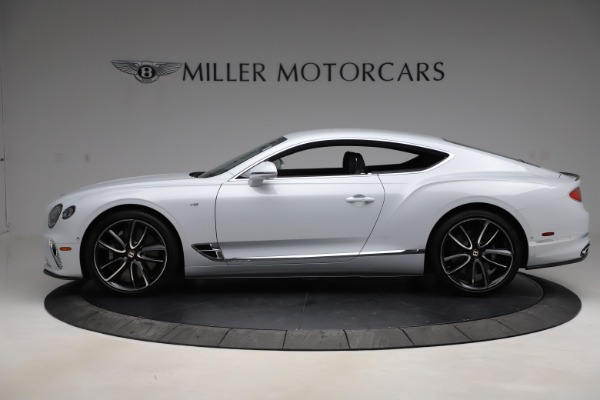 New 2020 Bentley Continental GT V8 for sale $283,430 at Maserati of Westport in Westport CT 06880 3