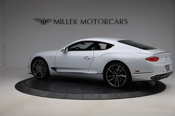 New 2020 Bentley Continental GT V8 for sale $283,430 at Maserati of Westport in Westport CT 06880 4