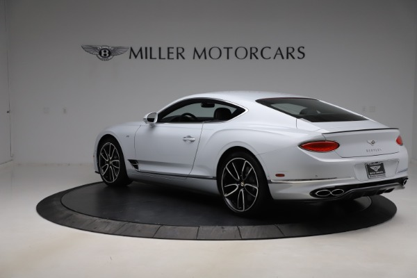 New 2020 Bentley Continental GT V8 for sale $283,430 at Maserati of Westport in Westport CT 06880 5