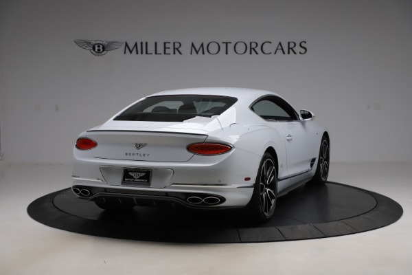 New 2020 Bentley Continental GT V8 for sale $283,430 at Maserati of Westport in Westport CT 06880 7
