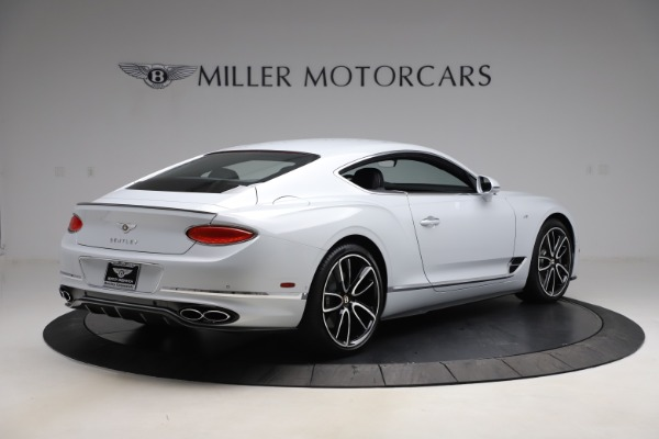 New 2020 Bentley Continental GT V8 for sale $283,430 at Maserati of Westport in Westport CT 06880 8