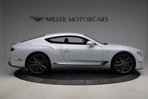 New 2020 Bentley Continental GT V8 for sale $283,430 at Maserati of Westport in Westport CT 06880 9