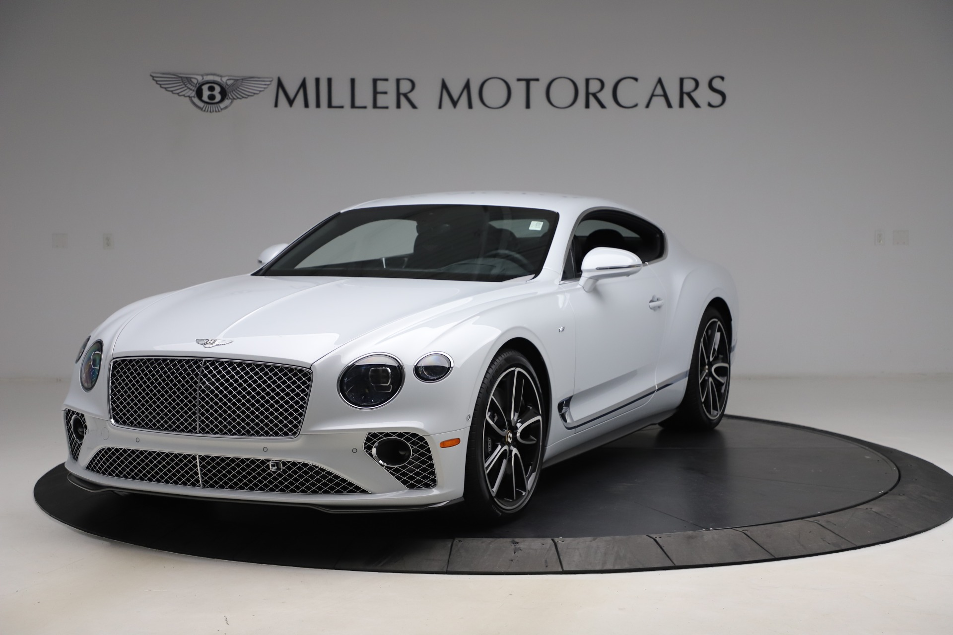 New 2020 Bentley Continental GT V8 for sale $283,430 at Maserati of Westport in Westport CT 06880 1