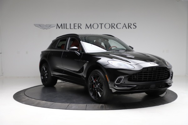 New 2021 Aston Martin DBX for sale $200,986 at Maserati of Westport in Westport CT 06880 10