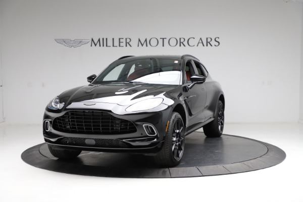 New 2021 Aston Martin DBX for sale $200,986 at Maserati of Westport in Westport CT 06880 12