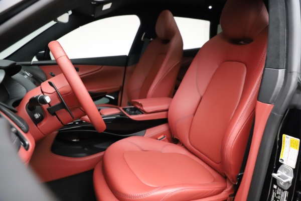New 2021 Aston Martin DBX for sale $200,986 at Maserati of Westport in Westport CT 06880 15