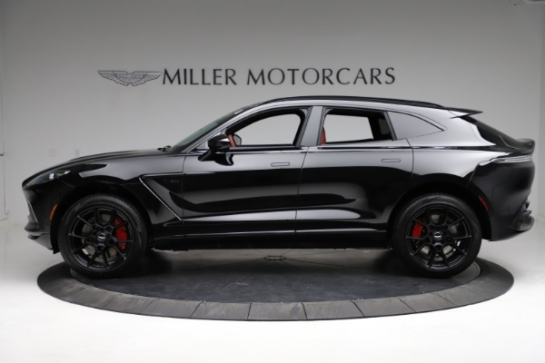 New 2021 Aston Martin DBX SUV for sale $200,986 at Maserati of Westport in Westport CT 06880 2