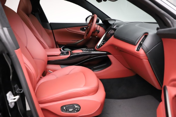 New 2021 Aston Martin DBX for sale $200,986 at Maserati of Westport in Westport CT 06880 20