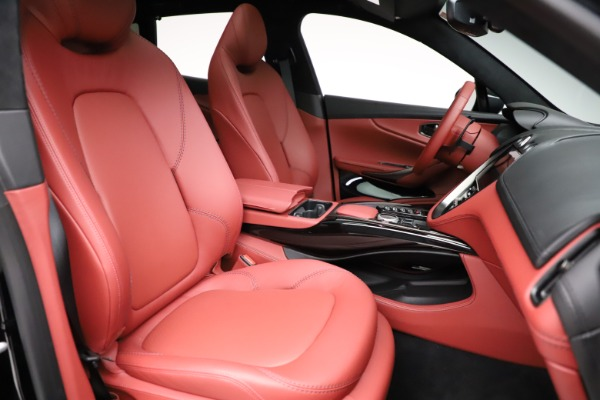 New 2021 Aston Martin DBX for sale $200,986 at Maserati of Westport in Westport CT 06880 21
