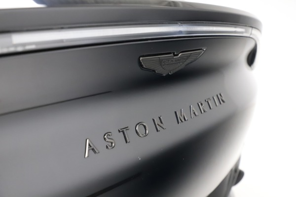 New 2021 Aston Martin DBX for sale $200,986 at Maserati of Westport in Westport CT 06880 22