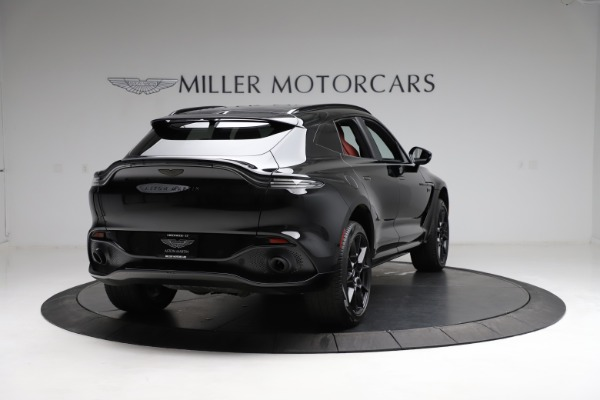 New 2021 Aston Martin DBX SUV for sale $200,986 at Maserati of Westport in Westport CT 06880 6