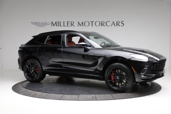 New 2021 Aston Martin DBX for sale $200,986 at Maserati of Westport in Westport CT 06880 9