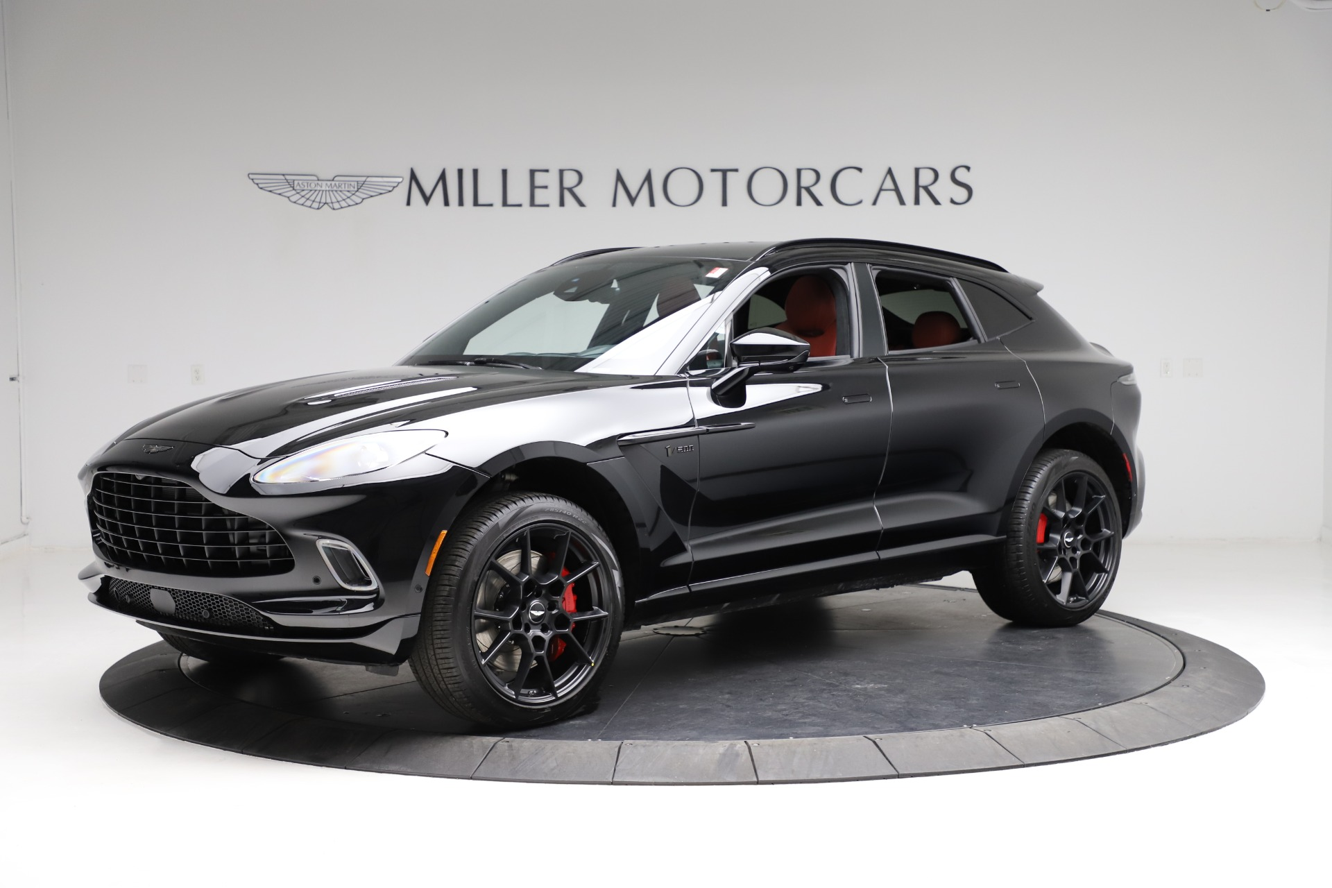 New 2021 Aston Martin DBX SUV for sale $200,986 at Maserati of Westport in Westport CT 06880 1