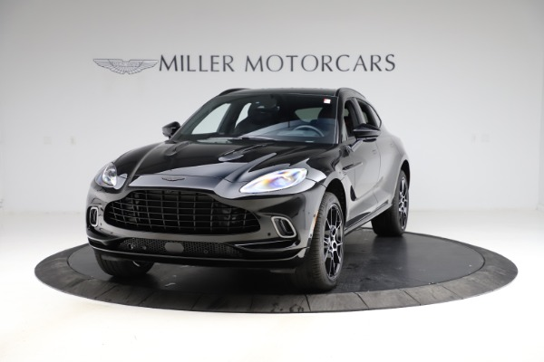 New 2021 Aston Martin DBX for sale $212,686 at Maserati of Westport in Westport CT 06880 12