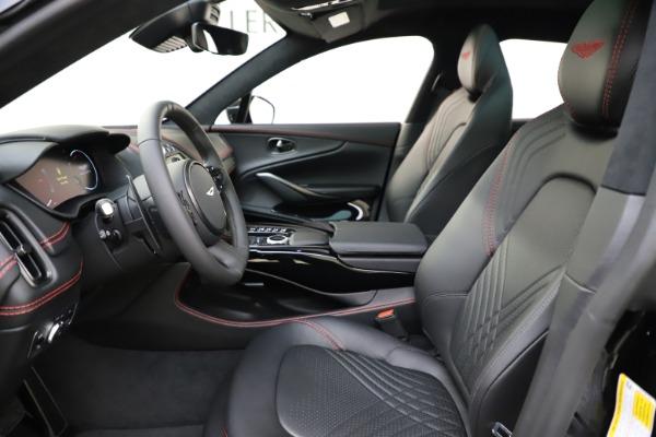 New 2021 Aston Martin DBX SUV for sale $212,686 at Maserati of Westport in Westport CT 06880 13