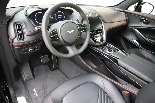 New 2021 Aston Martin DBX SUV for sale $212,686 at Maserati of Westport in Westport CT 06880 14
