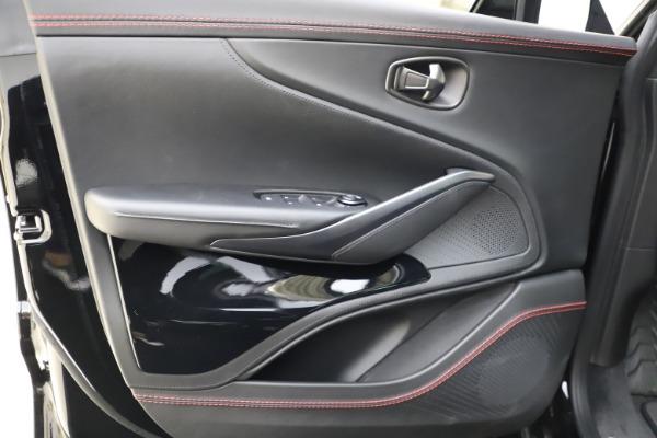 New 2021 Aston Martin DBX for sale $212,686 at Maserati of Westport in Westport CT 06880 16