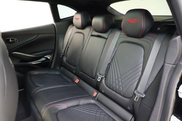 New 2021 Aston Martin DBX for sale $212,686 at Maserati of Westport in Westport CT 06880 19
