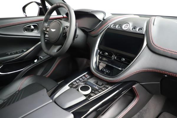 New 2021 Aston Martin DBX SUV for sale $212,686 at Maserati of Westport in Westport CT 06880 20