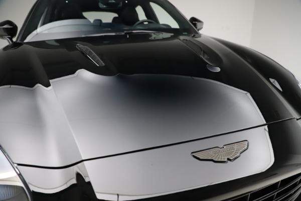 New 2021 Aston Martin DBX SUV for sale $212,686 at Maserati of Westport in Westport CT 06880 23