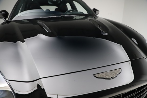 New 2021 Aston Martin DBX for sale $212,686 at Maserati of Westport in Westport CT 06880 23