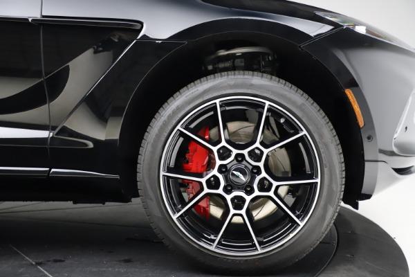 New 2021 Aston Martin DBX SUV for sale $212,686 at Maserati of Westport in Westport CT 06880 25