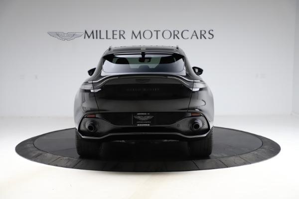 New 2021 Aston Martin DBX SUV for sale $212,686 at Maserati of Westport in Westport CT 06880 5