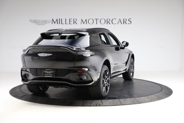 New 2021 Aston Martin DBX SUV for sale $212,686 at Maserati of Westport in Westport CT 06880 6