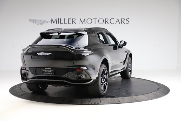 New 2021 Aston Martin DBX for sale $212,686 at Maserati of Westport in Westport CT 06880 6