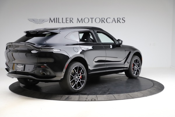 New 2021 Aston Martin DBX SUV for sale $212,686 at Maserati of Westport in Westport CT 06880 7