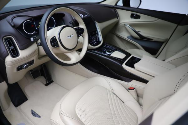 New 2021 Aston Martin DBX for sale $215,386 at Maserati of Westport in Westport CT 06880 14