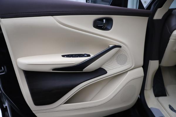 New 2021 Aston Martin DBX for sale $215,386 at Maserati of Westport in Westport CT 06880 17