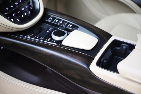 New 2021 Aston Martin DBX for sale $215,386 at Maserati of Westport in Westport CT 06880 18
