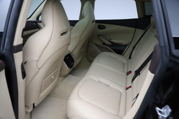 New 2021 Aston Martin DBX for sale $215,386 at Maserati of Westport in Westport CT 06880 19