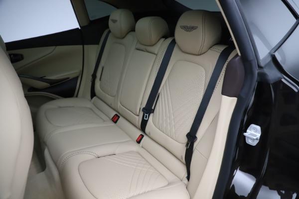 New 2021 Aston Martin DBX for sale $215,386 at Maserati of Westport in Westport CT 06880 20