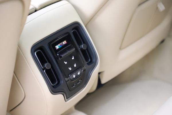New 2021 Aston Martin DBX for sale $215,386 at Maserati of Westport in Westport CT 06880 21