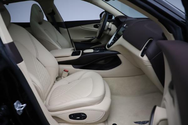 New 2021 Aston Martin DBX for sale $215,386 at Maserati of Westport in Westport CT 06880 23