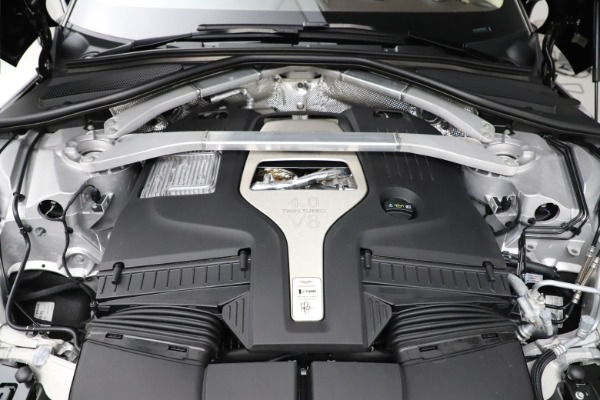 New 2021 Aston Martin DBX for sale $215,386 at Maserati of Westport in Westport CT 06880 27