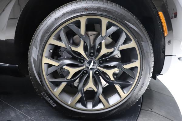 New 2021 Aston Martin DBX for sale $215,386 at Maserati of Westport in Westport CT 06880 28
