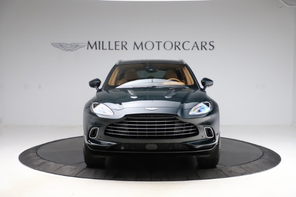 New 2021 Aston Martin DBX SUV for sale $221,386 at Maserati of Westport in Westport CT 06880 10