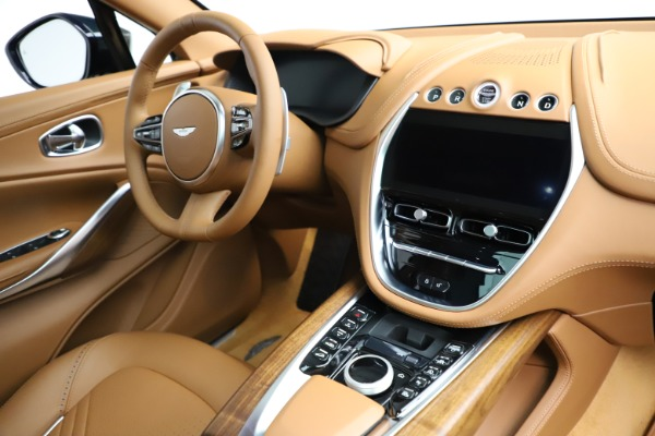 New 2021 Aston Martin DBX SUV for sale $221,386 at Maserati of Westport in Westport CT 06880 19