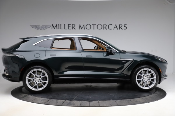 New 2021 Aston Martin DBX SUV for sale $221,386 at Maserati of Westport in Westport CT 06880 8
