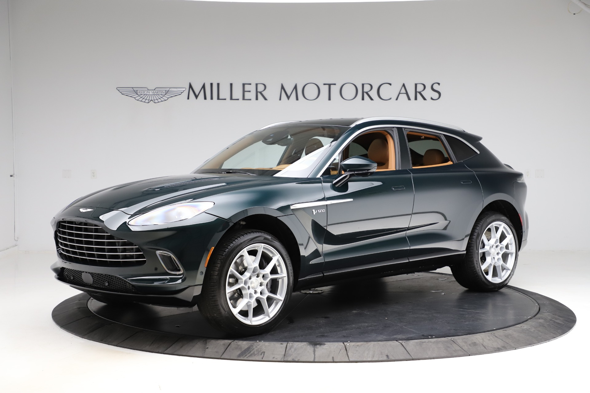 New 2021 Aston Martin DBX SUV for sale $221,386 at Maserati of Westport in Westport CT 06880 1