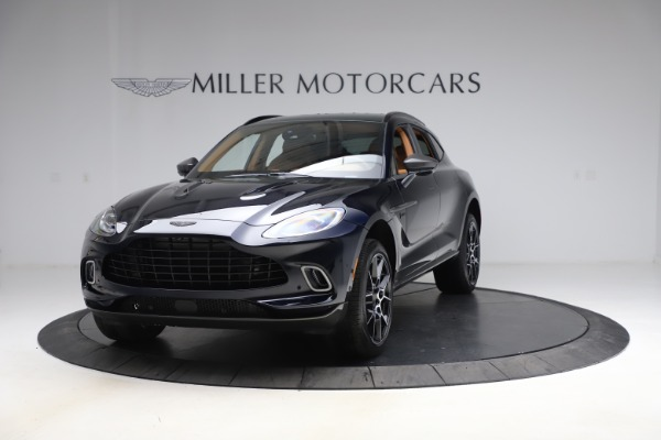 New 2021 Aston Martin DBX for sale $264,386 at Maserati of Westport in Westport CT 06880 12