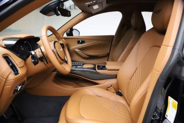 New 2021 Aston Martin DBX SUV for sale $264,386 at Maserati of Westport in Westport CT 06880 13