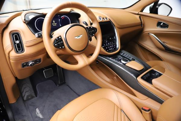 New 2021 Aston Martin DBX SUV for sale $264,386 at Maserati of Westport in Westport CT 06880 14