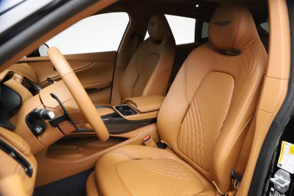 New 2021 Aston Martin DBX for sale $264,386 at Maserati of Westport in Westport CT 06880 15