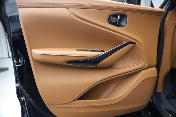 New 2021 Aston Martin DBX for sale $264,386 at Maserati of Westport in Westport CT 06880 16