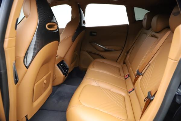 New 2021 Aston Martin DBX SUV for sale $264,386 at Maserati of Westport in Westport CT 06880 17